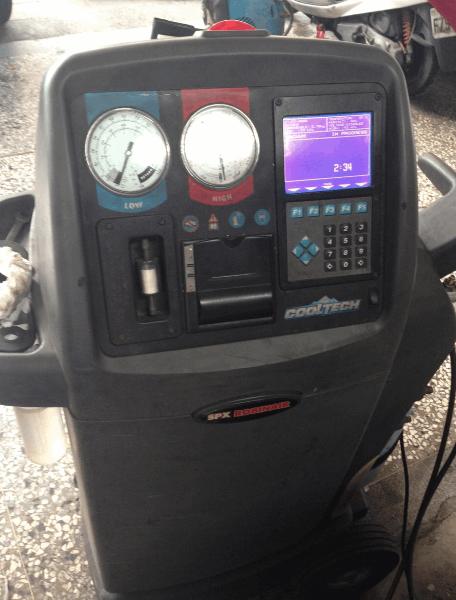 金威汽車台北市松山區清洗循環機