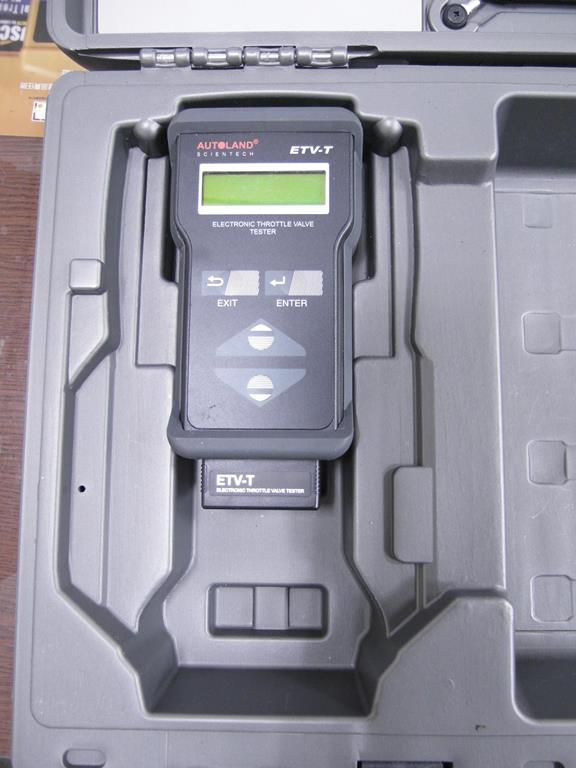 宜蘭礁溪車總管保修廠,電子節氣門自動檢測器