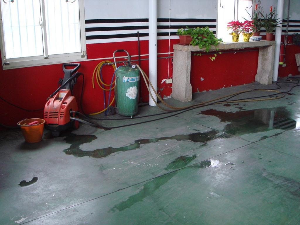 桃園玉成汽車,交車前都會在洗車區為您的愛車做清洗!
