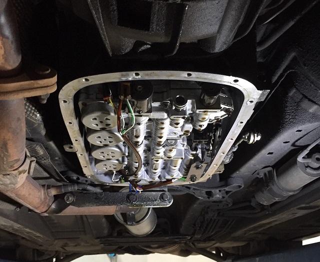 銓通汽車修護廠,BMW變速箱維修情況