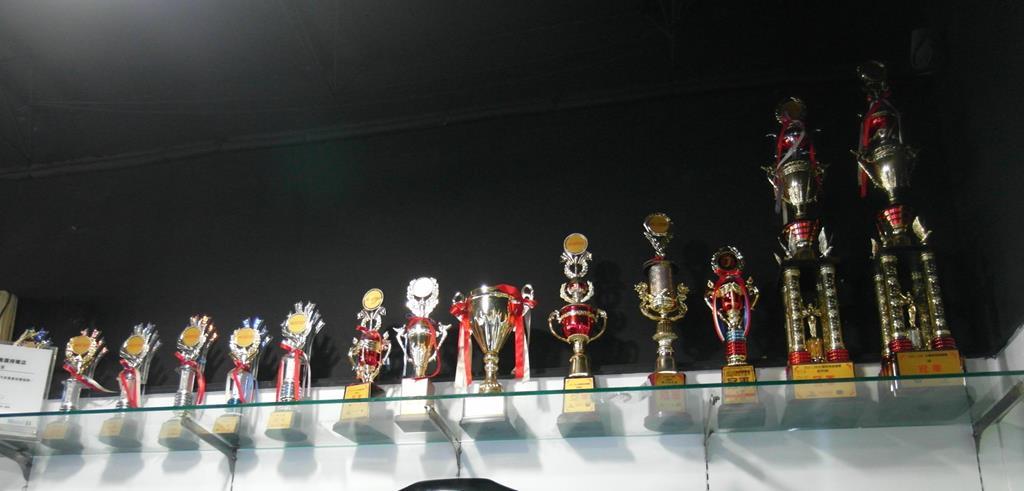 台北市南港區推薦汽車維修保養修車輪胎廠米格汽車獎狀