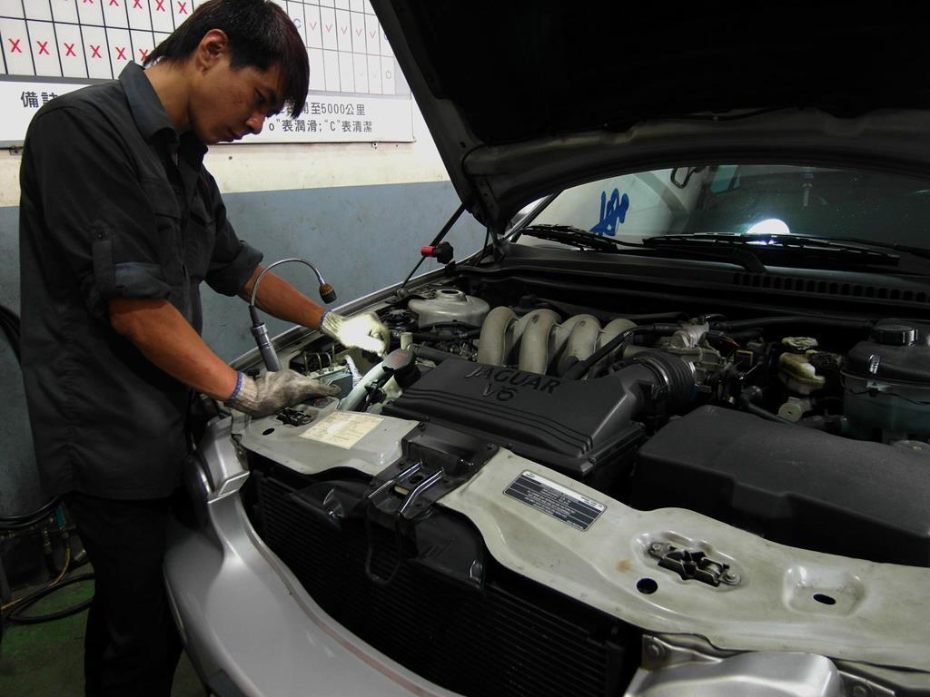 基隆市信義區推薦汽車維修保養修車汽車廠德全汽車車輛修繕