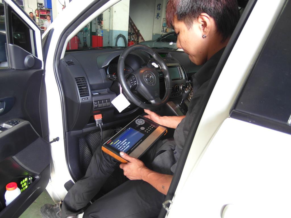 基隆市信義區推薦汽車維修保養修車汽車廠德全汽車檢測設備