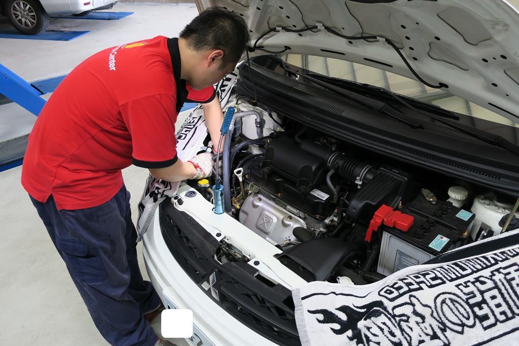 桃園市蘆竹區日系推薦修車廠竣富保修壓縮機更換