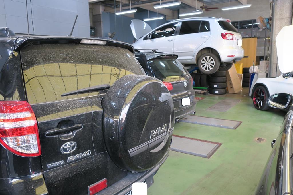 嘉義市西區推薦維修廠安修汽車歐系汽車