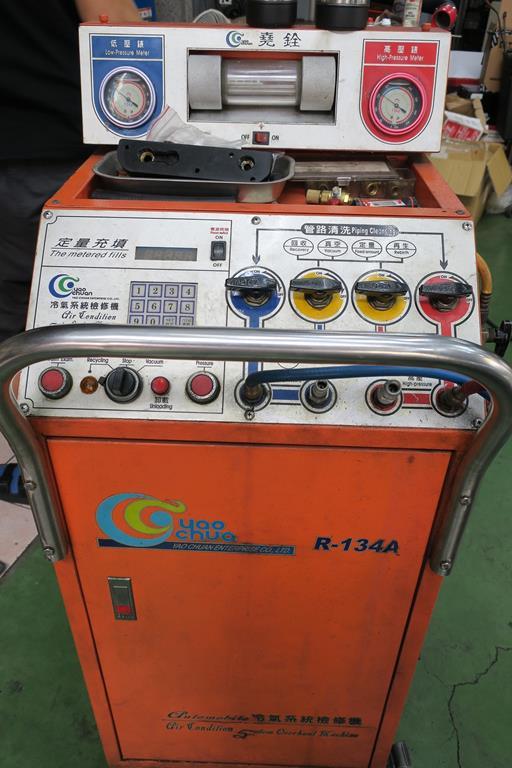 嘉義市西區推薦維修廠安修汽車冷氣系統修護設備