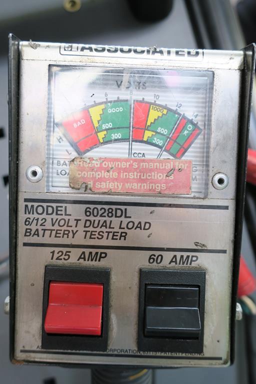 嘉義市西區推薦維修廠安修汽車電瓶專用檢測設備