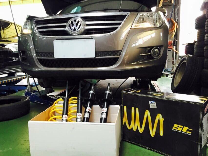 嘉義市西區推薦維修廠安修汽車避震系統強化