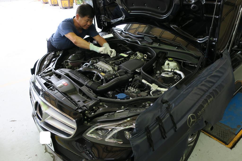 嘉義市東區推薦維修廠川華汽車引擎查修