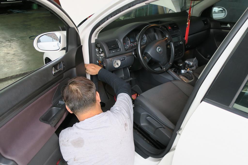 台南市東區推薦維修廠皇統汽車漏電線路查修