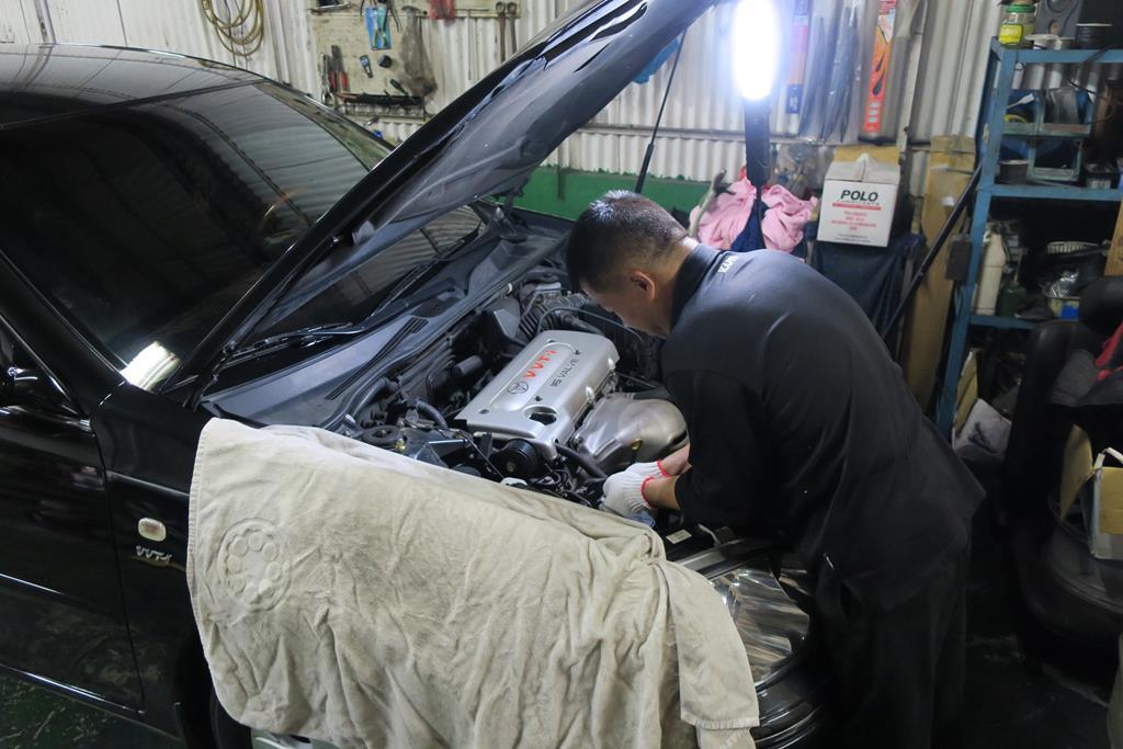 台南市東區推薦維修廠皇統汽車發電機更換