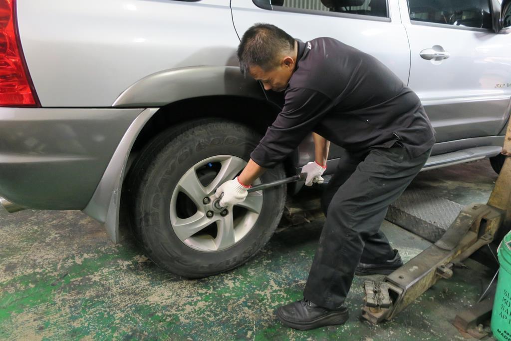 台南市東區推薦維修廠皇統汽車技術專業