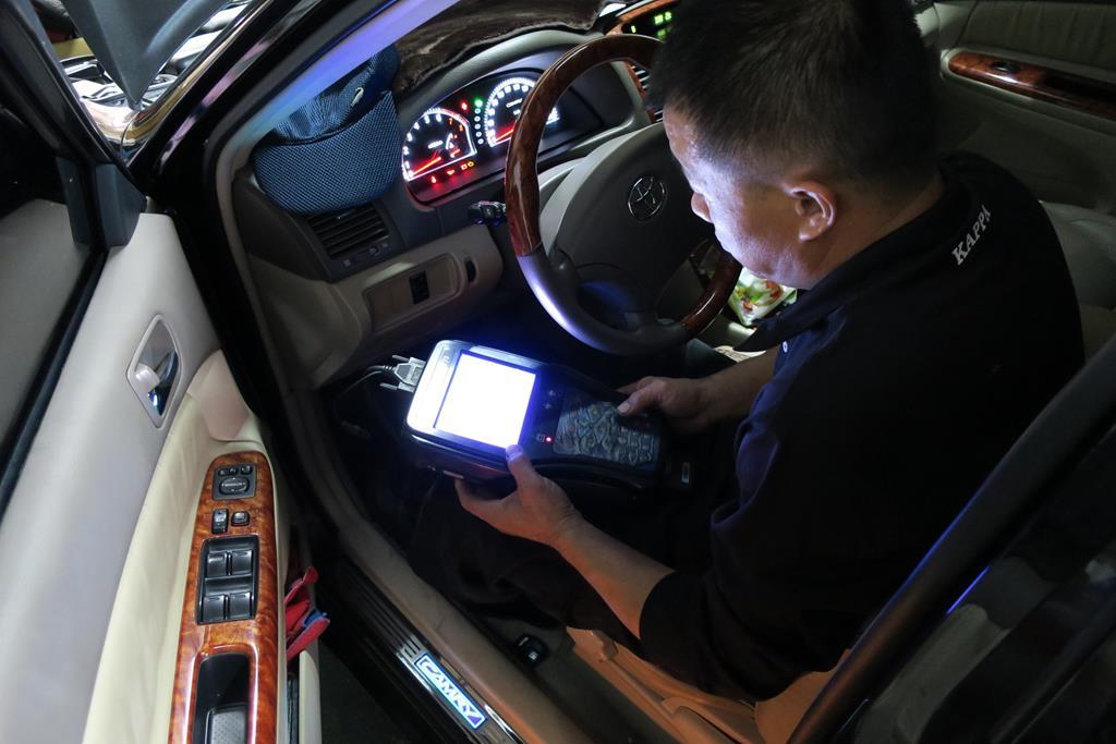 台南市東區推薦維修廠皇統汽車系統診斷確認