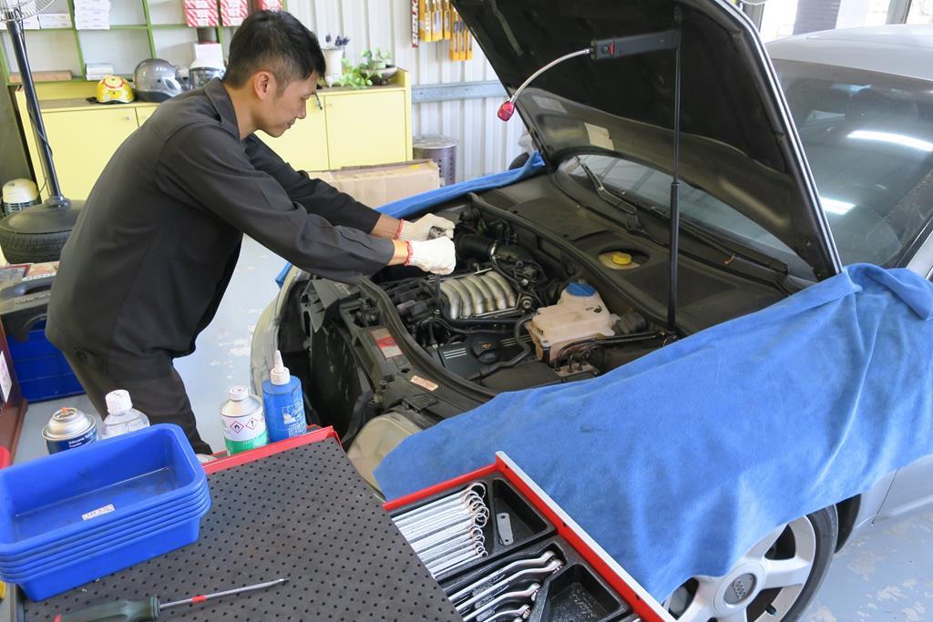 台南市北區推薦維修廠星凱汽車引擎維修