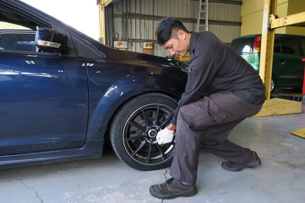 台南市北區推薦維修廠星凱汽車技術專業