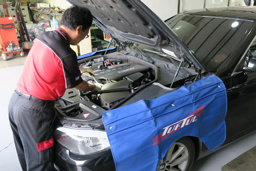 台南市永康區推薦維修廠松鎰汽車引擎系統維修