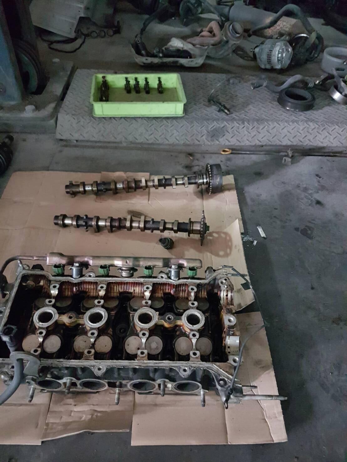 台南市安南區推薦維修廠長溪汽車保養場引擎大修