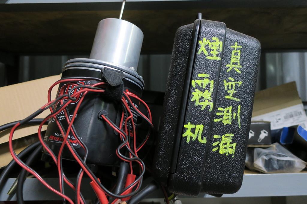 台南市安南區推薦維修廠長溪汽車保養場引擎管路真空設備