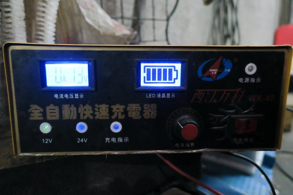 台南市安南區推薦維修廠長溪汽車保養場電瓶快充設備