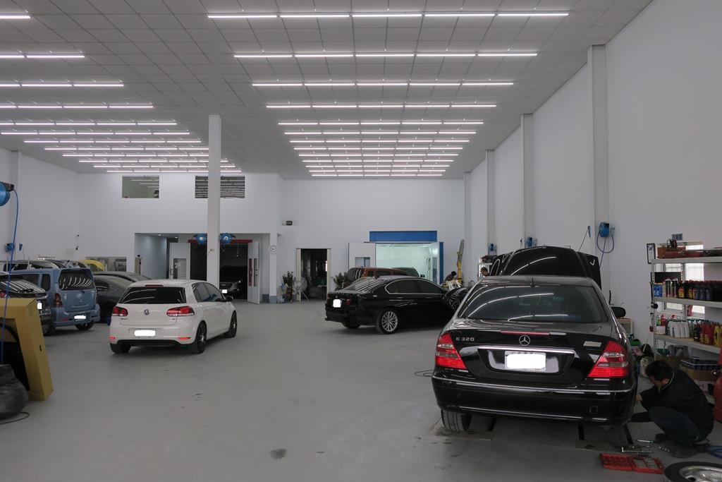 台南市安南區推薦維修廠富洲汽車車廠環境