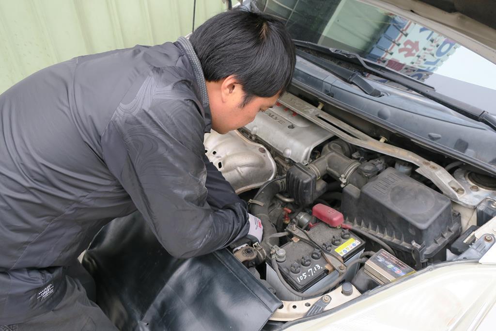 台南市南區推薦維修廠勝迦汽車修護廠引擎查修