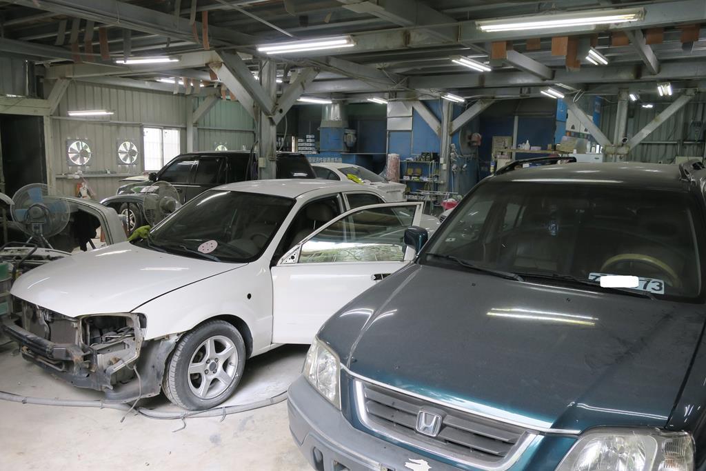 新北市新店區推薦維修廠麗特汽車生意興隆