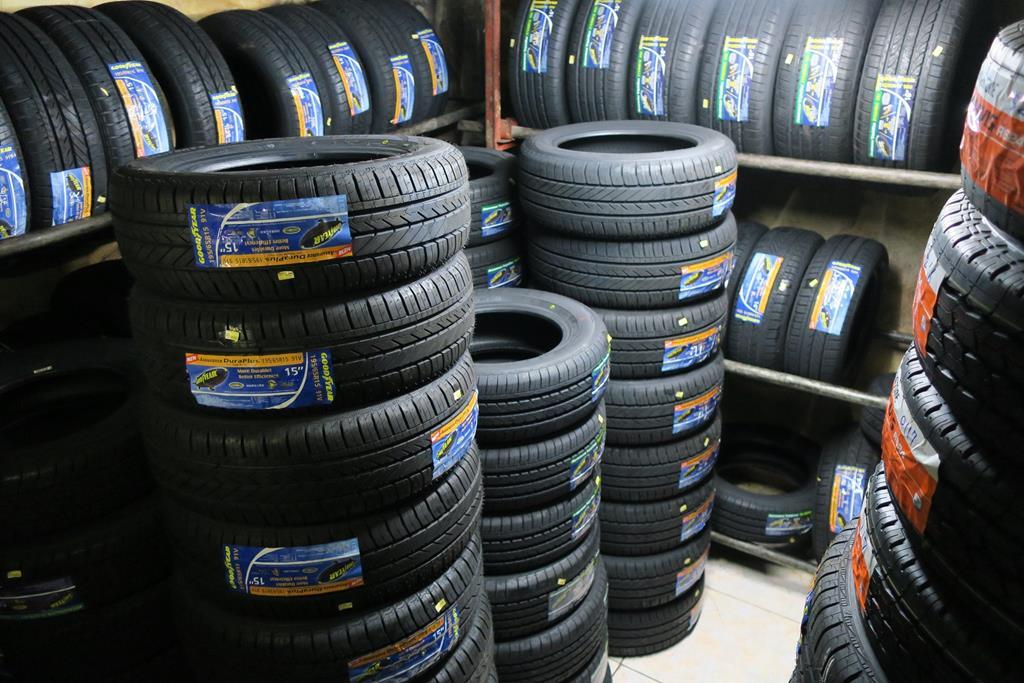 高雄市前鎮區推薦歐系汽車保修廠保養廠維修廠輪胎行固特異-南一汽車數位修車廠輪胎