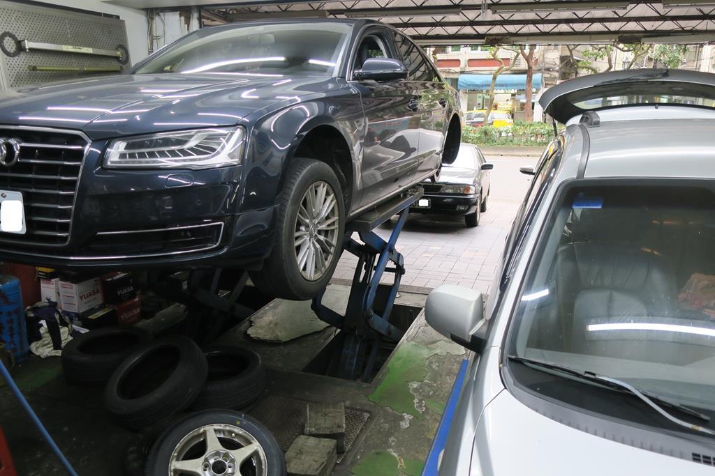 利元汽車輪胎行台北市大安區工台