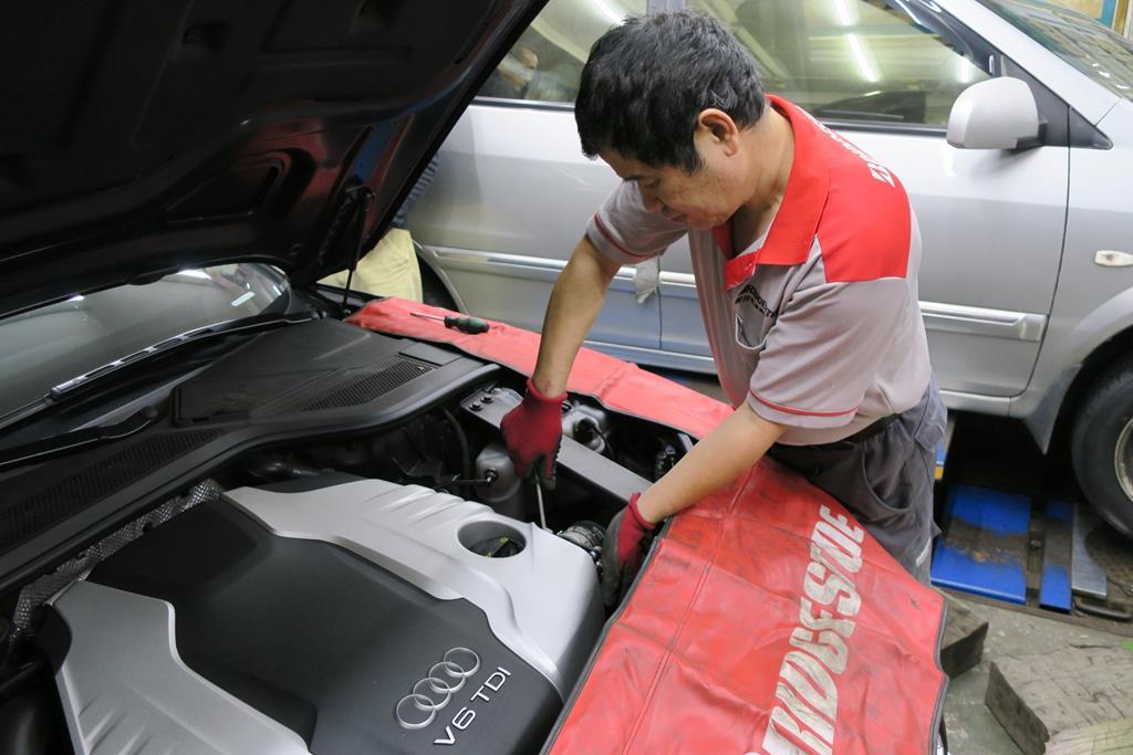 利元汽車輪胎行台北市大安區檢修