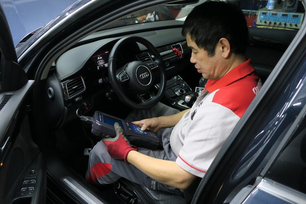利元汽車輪胎行台北市大安區檢測