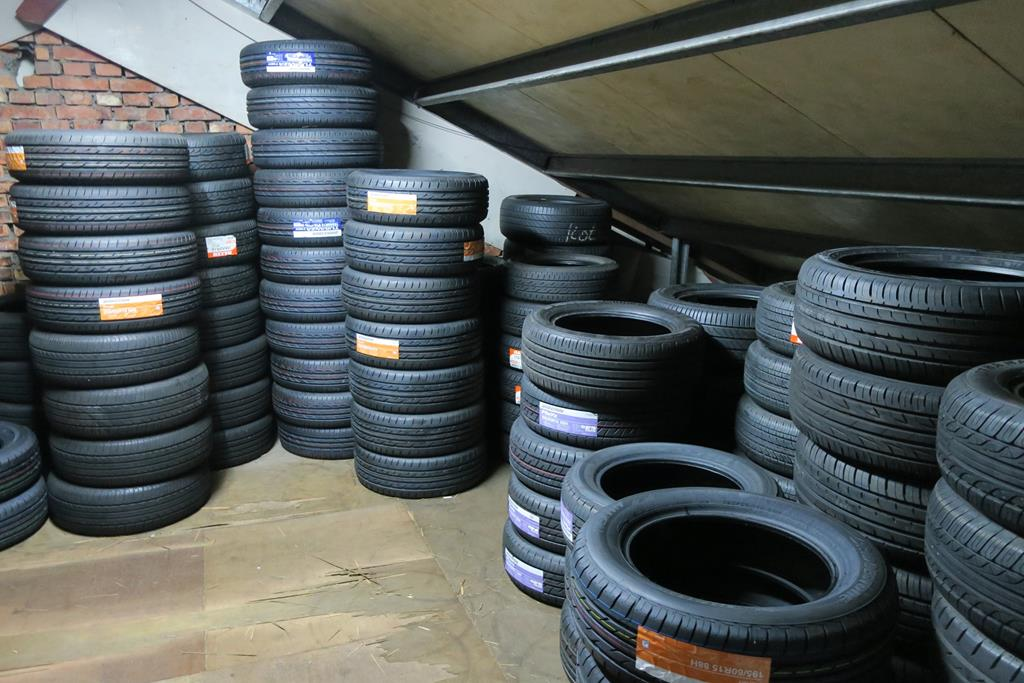 利元汽車輪胎行台北市大安區輪胎