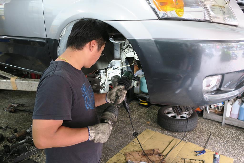 建宏汽車台北市中正區維修