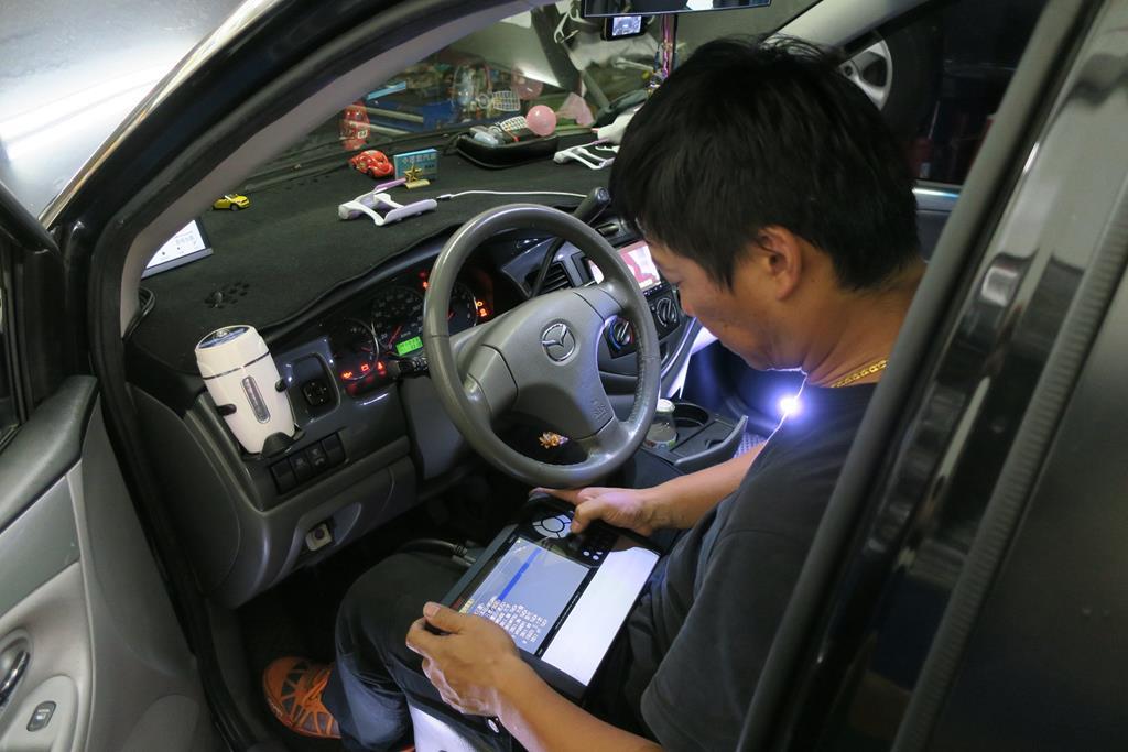 建宏汽車台北市中正區電腦診斷
