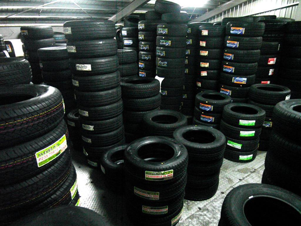 台中市烏日區推薦維修廠固特異-豐緯汽車輪胎輪胎