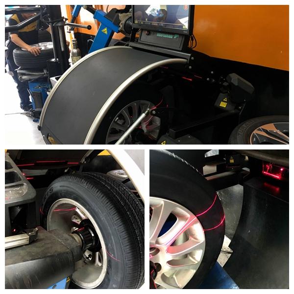 新北市土城區推薦輪胎行固特異-宏進輪胎檢修