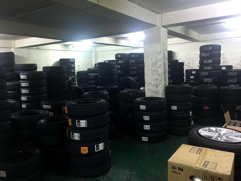 台中市潭子區推薦修車廠固特異-新鴻輪汽車專業保修輪胎