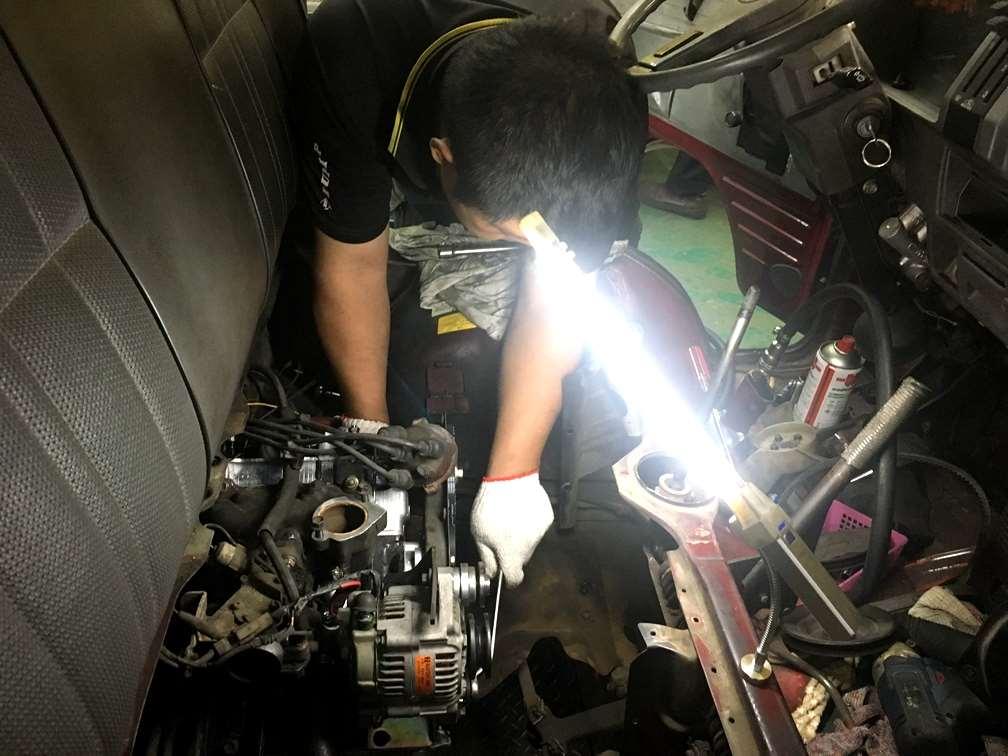 台中市潭子區推薦修車廠固特異-新鴻輪汽車專業保修變速箱處理