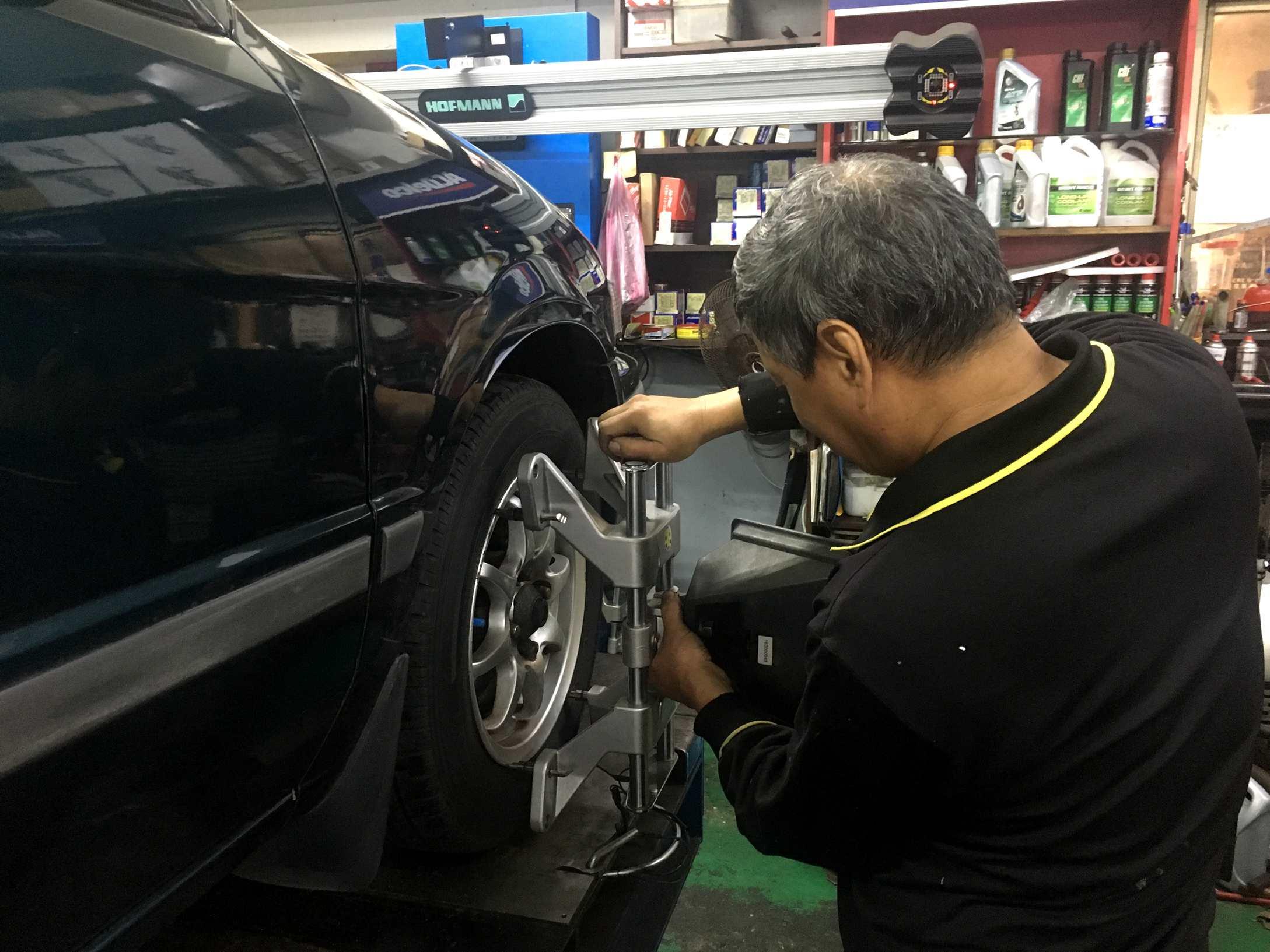 基隆市仁愛區推薦維修保養修車輪胎汽車廠捷凱汽車輪胎
