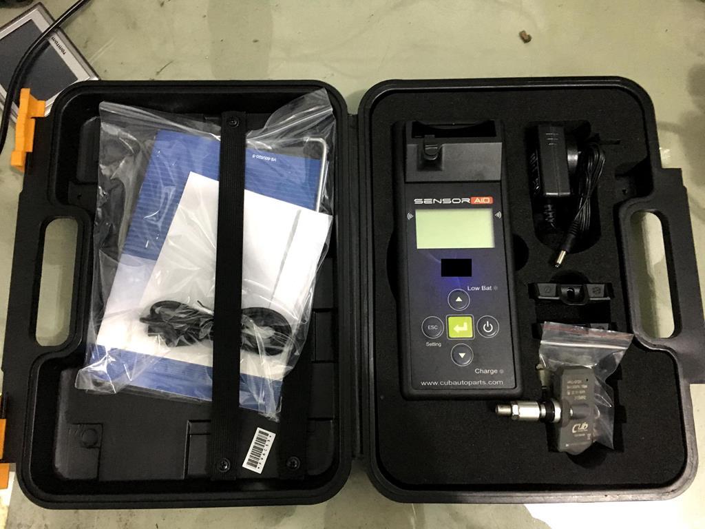 新北市淡水區推薦日系保養廠東榮汽車胎壓偵測器