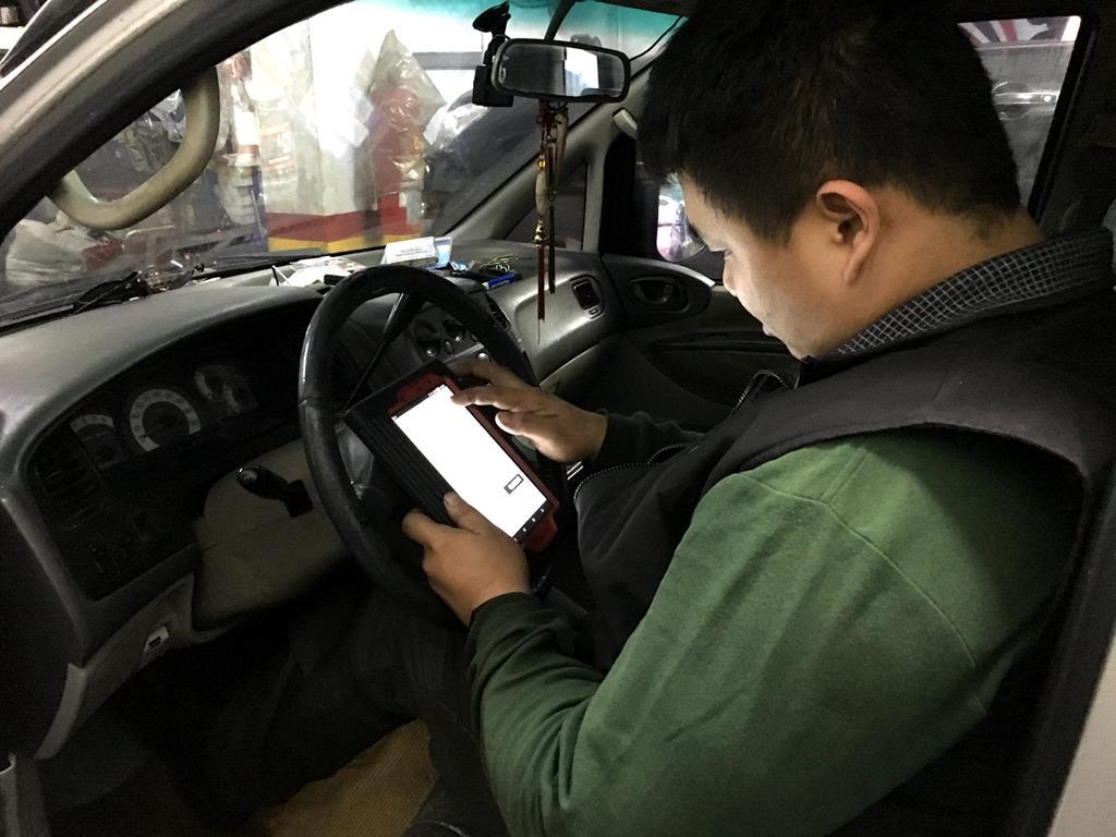 新北市淡水區推薦日系保養廠東榮汽車檢測中