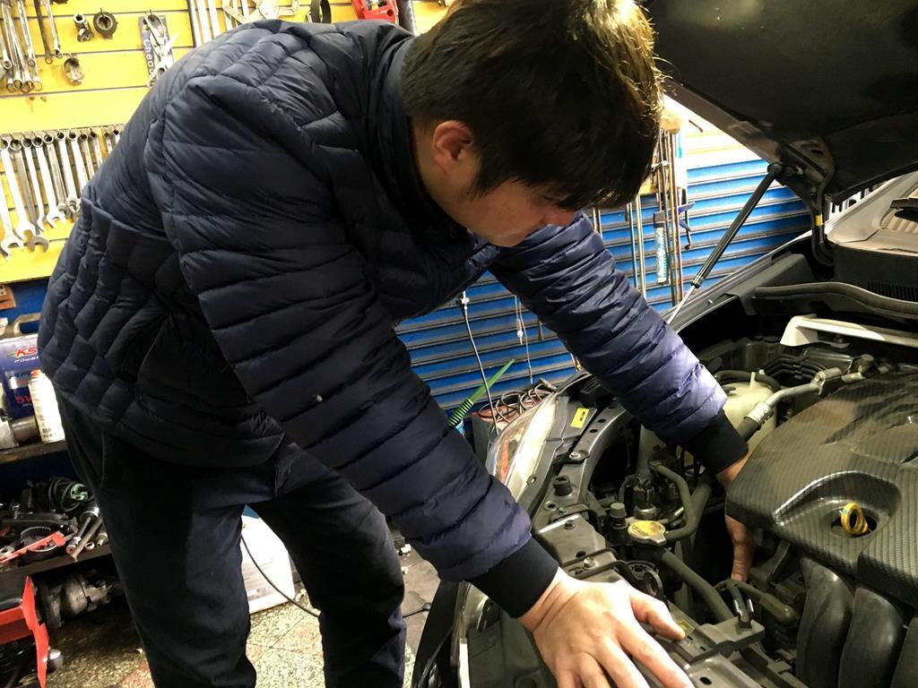 桃園市龍潭區推薦修車廠鴻順鑫車業專業技術