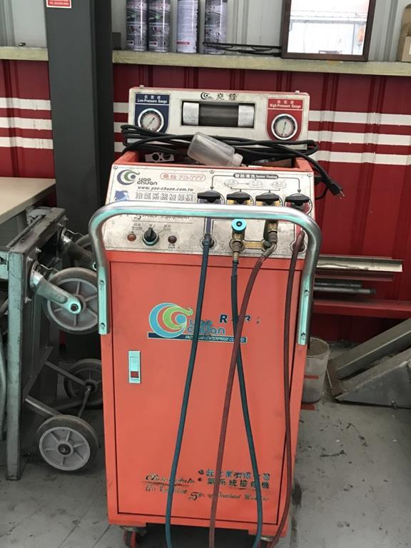 新北市樹林區推薦維修廠賓宜保修冷氣系統儀器