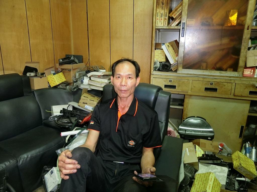 台中市屯區推薦維修廠慶君汽車帥氣的老闆