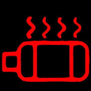 電池及控制器過熱警示燈-車勢網