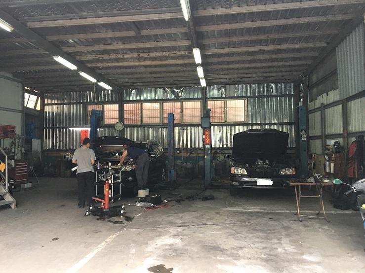 上益汽車專業廠台北市士林區環境