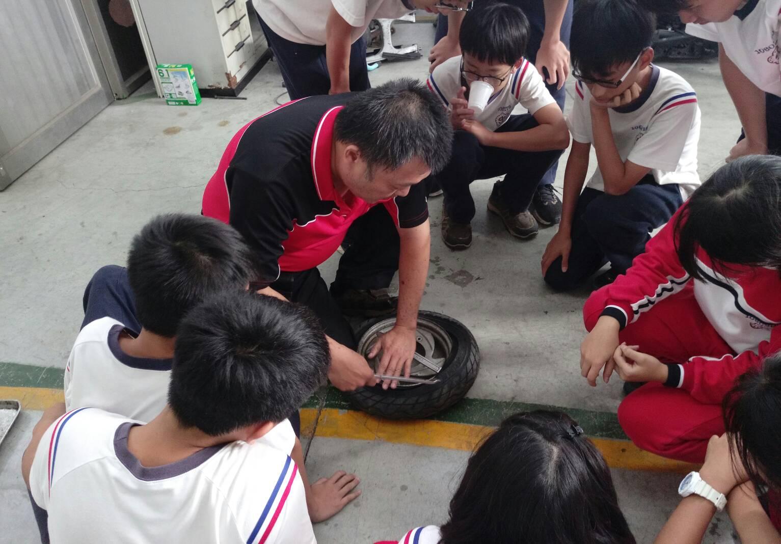 台南市南區推薦修車廠億祥汽機車保修維修輪胎