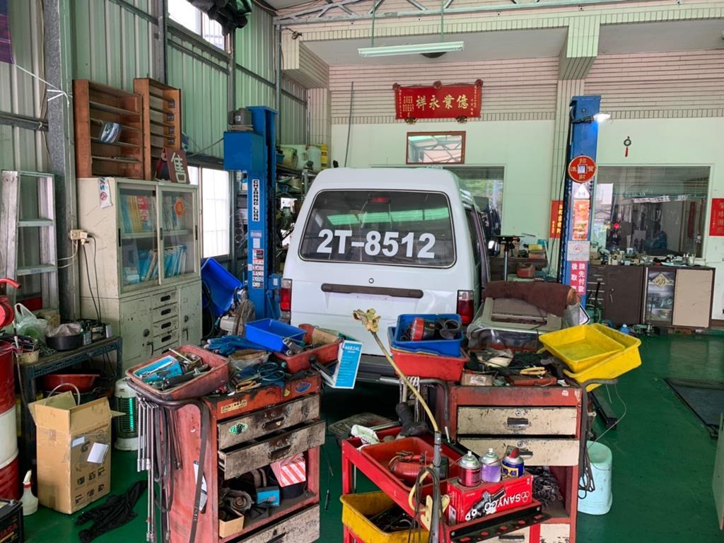 台南市南區推薦修車廠億祥汽機車保修設備器材