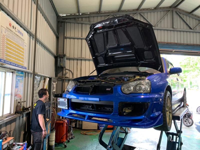 新北市中和區推薦維修廠順騰汽車維修過程