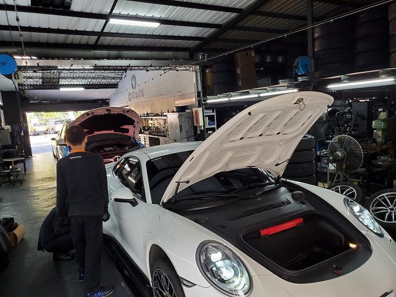 國豐動力-士林廠/汽車養護服務中心,車輛引擎檢測保養中
