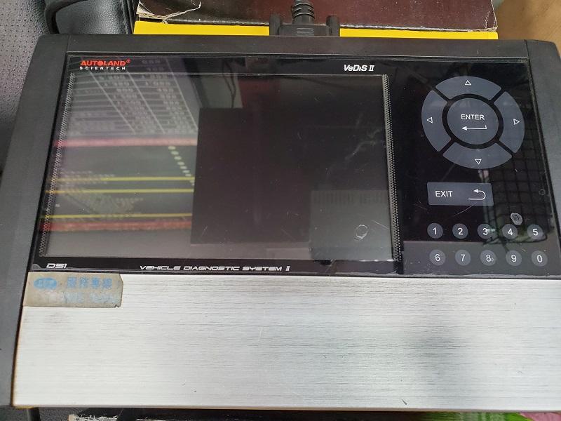 普利擎汽車專業保養中心板橋民生店 備有VEDIS II電腦診斷設備